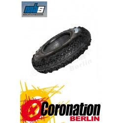 MBS T3 Mountainboard tyre 8'' black - 4er Satz