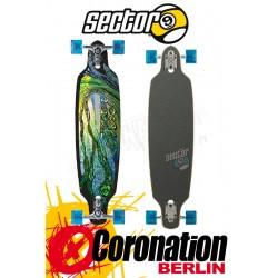 Sector 9 Fractal Longboard Komplett Assorted