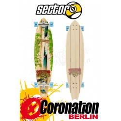 Sector 9 Nica Longboard Komplett Assorted