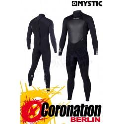Mystic Star 3/2 D/L Fullsuit Black 2015 Neoprenanzug
