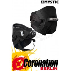Mystic Aviator Seat Harness Black Trapez