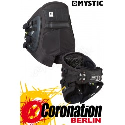 Mystic Comforter Seat Harness Black 2015 harnais culotte