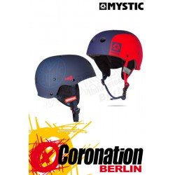 Mystic MK8 Helmet Navy - Water