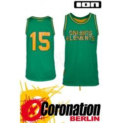 ION Basketballshirt Jelly Green Wet T-Shirt Quickdry