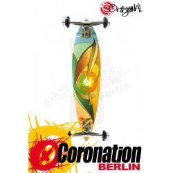 Original Pintail 37 94cm complete Longboard