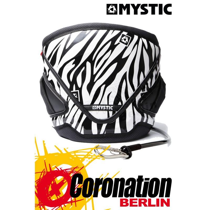 Mystic Artistic Zebra Trapez Kite Waist Harness Hüfttrapez