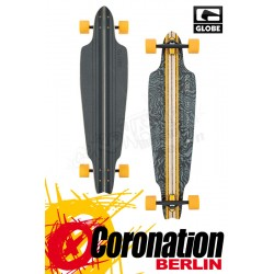 Globe Prowler Design Black/Yellow/Tailspin complète Longboard