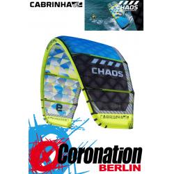 Cabrinha Chaos 2015 Freestyle Wakestyle Kite 9m²