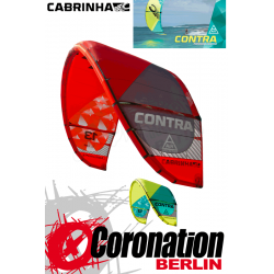 Cabrinha Contra 17m² 2015 light wind Performance Kite