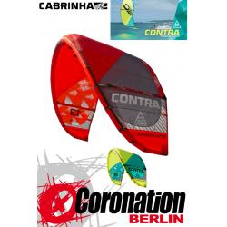 Cabrinha Contra 17m² 2015 vent léger Performance Kite