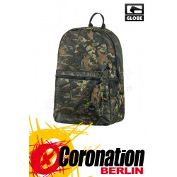 Globe Dux Deluxe Camo Backpack Schul Freizeit & Street Rucksack