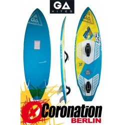 Gaastra Flash 6'1'' Waveboard 2015 Directional Kite Surfboard