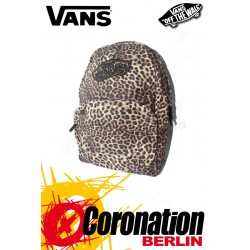 Vans Realm Leopard Backpack