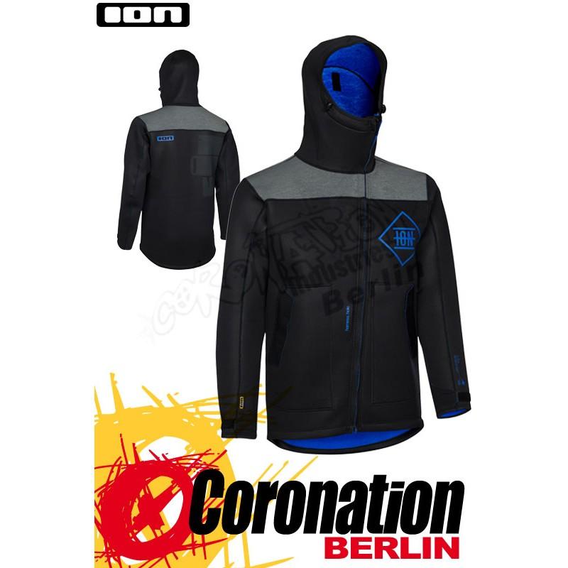 ION Neo Shelter Jacket - Neoprenjacke Black