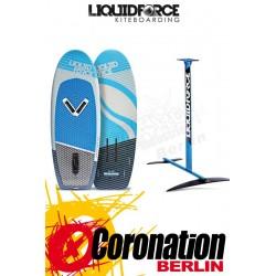 Liquid Force Happy Foil 4'10 Hydro-Foilboard komplett