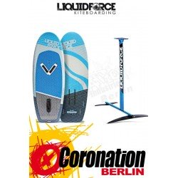 Liquid Force Happy Foil 4'10 Hydro-Foilboard complète