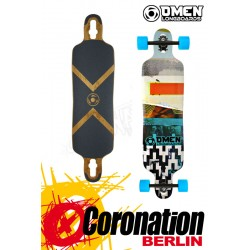 "Omen Abstract 41"" complète Longboard"