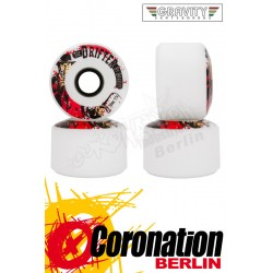 Gravity Drifter 70mm Wheels 2014 White 77a
