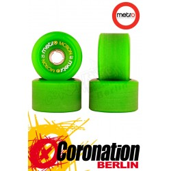Metro Motion wheels 82a green