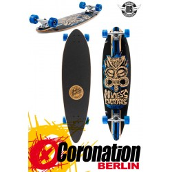 Mindless Tribal Rogue II Limited Edition complète Longboard Blue