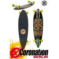 Mindless Tribal Rogue II Limited Edition complète Longboard Gree