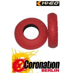 Kheo Landboard pneu Tire Red