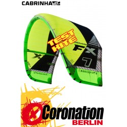 Cabrinha FX 2016 CROSSOVER 7m² Test Kite Only