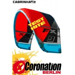 Cabrinha FX 2016 CROSSOVER 12m² Test Kite Only