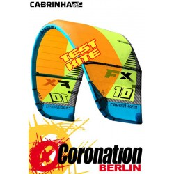 Cabrinha FX 2016 CROSSOVER 14m² Orange Test Kite Only