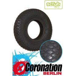 Scrub Landboard tyre-Decke 200mm 8inches