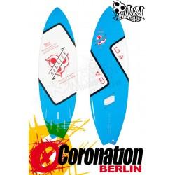 """Wainman Gambler Surf Wave Kiteboard 5'10"""""""