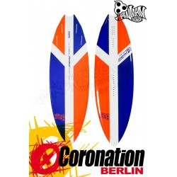 Wainman Passport Surf Wave Kiteboard 5'8""