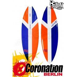 "Wainman Passport Surf Wave Kiteboard 5'8"""