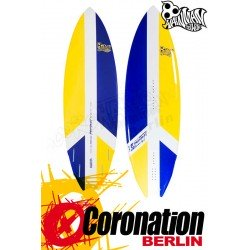 Wainman Passport Surf Wave Kiteboard 5'11""