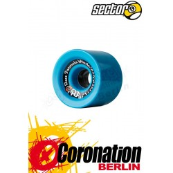 Sector 9 Rollen RFW 74mm 80A OS Wheels Set
