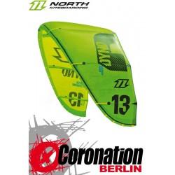 North Dyno 2015 Kite - Race Leichtwind Freeride 18m²