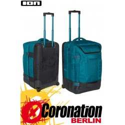 ION Wheelie Medium - Travelbag petrol M