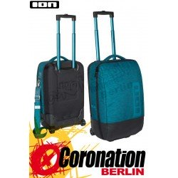 ION Wheelie Small- Travelbag petrol S