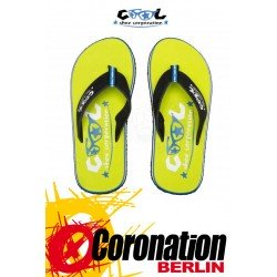Cool Shoes ORIGINAL lime green Badelatschen Strand Sandalen