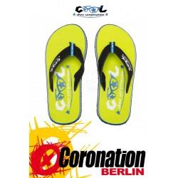 Cool Shoes ORIGINAL lime vert Badelatschen Strand Sandalen
