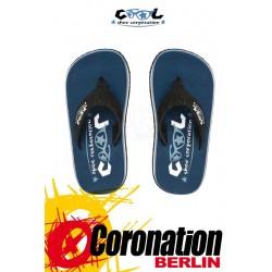 Cool Shoes ORIGINAL - SLIGHT dark denim Badelatschen Strand Sandalen