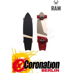 RAM Tshiko 2015 Komplett Longboard