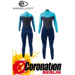Prolimit Pure Girl Wetsuit Fire Steamer DL 5/3 Navy/Turquise