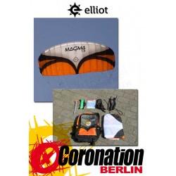 Elliot Magma II 1.5 Lenkmatte 4-Leiner Tractionfoil RTF