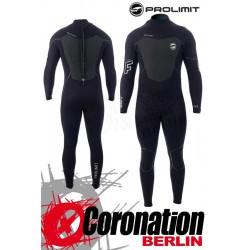 Prolimit Fusion Steamer 5/3 FTM DL neopren suit 2016 Black