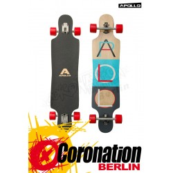 Apollo Tahiti Block Colours Komplett Longboard