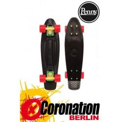 "Penny Skateboards 22"" Rasta complète Cruiser Longboard"