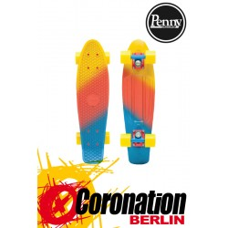 "Penny Skateboards 22"" Canary Fade complete Cruiser Longboard"