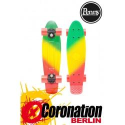 "Penny Skateboards 22"" Jammin Fade Komplett Cruiser Longboard"