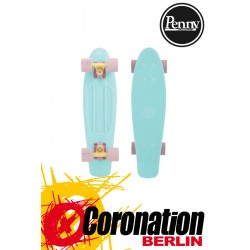 """Penny Skateboards 22"""" Mint Komplett Cruiser Longboard"""